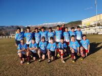 Pescara seniores e U14: il racconto della sharktribe