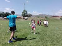 Il Paganica Rugby si prepara alla nuova stagione del minirugby