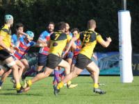 L'Avezzano alla sfida con il Rugby Roma
