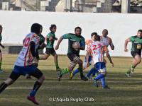 L'Aquila Rugby Club ospita i Lyons nella settima di Serie A