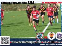 I concentramenti U14 e U12 del Pescara