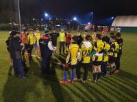 L'U16 Abruzzo in trasferta per una competizione interregionale con Campania e Lazio