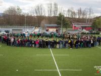L'Aquila, 300 giovani rugbisti al