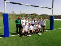 La formazione femminile abruzzese U18 a Pescara