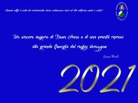 L'AUGURIO PER IL 2021 DEL PRESIDENTE FIR ABRUZZO GIORGIO MORELLI