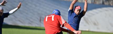 Il protocollo per gli allenamenti delle squadre di rugby