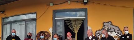 La Old Avezzano dona materiale ai gialloneri nel ricordo di Alessandro Del Gusto
