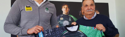 L'Aquila Rugby Club presenta la maglia dedicata a Collemaggio