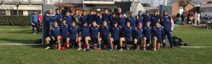 buone prove per U16 e U14 Abruzzo, impegnate a Prato e Roma